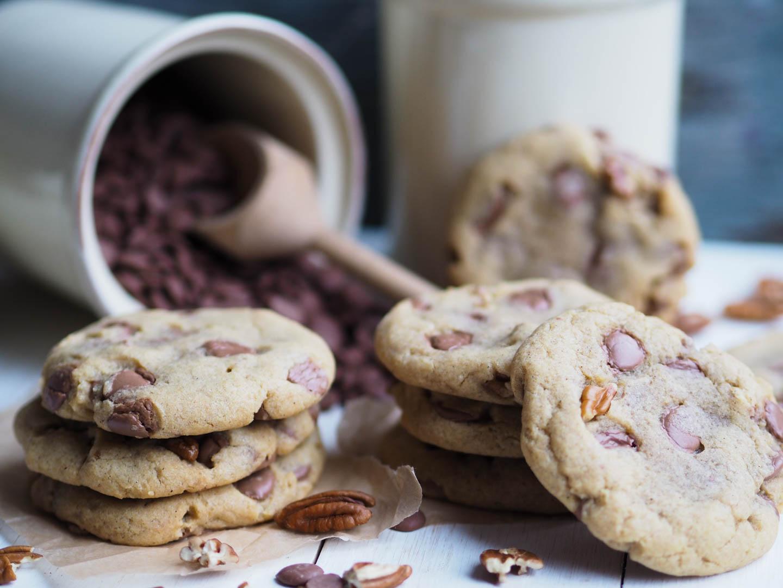 Chocolatchip og pecancookies_P1180039